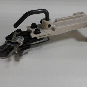 Лапка B2547-372-0B0 для пуговочной в сборе с рычагом