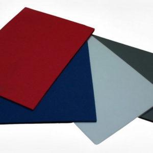 Лист из ЭВА Puffy 50*42см 3 мм, синий