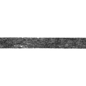 Паутинка клеевая, шир.10мм, уп-100 м, черная