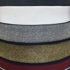 3.Резинка ткацкая