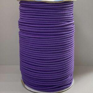 Резинка круглая 3.00мм ДС-196 сиреневая (100м)